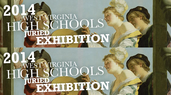 2014 WV High School Juried Exhibition